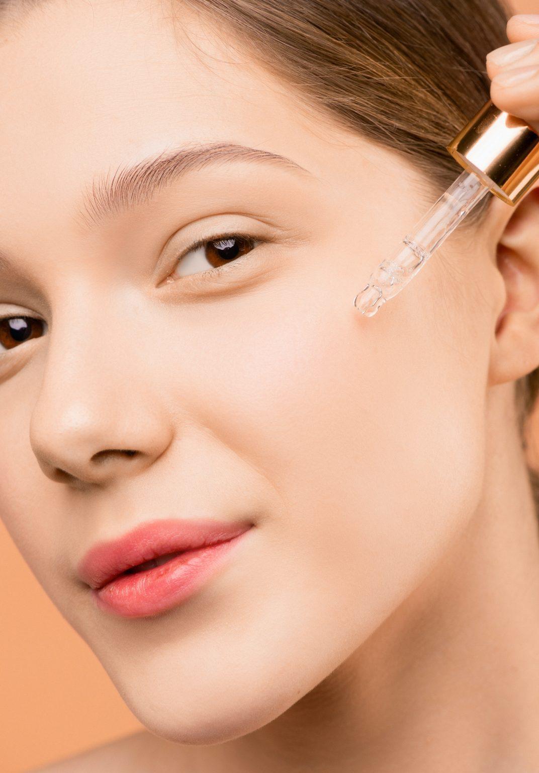 Serum pour visage femme