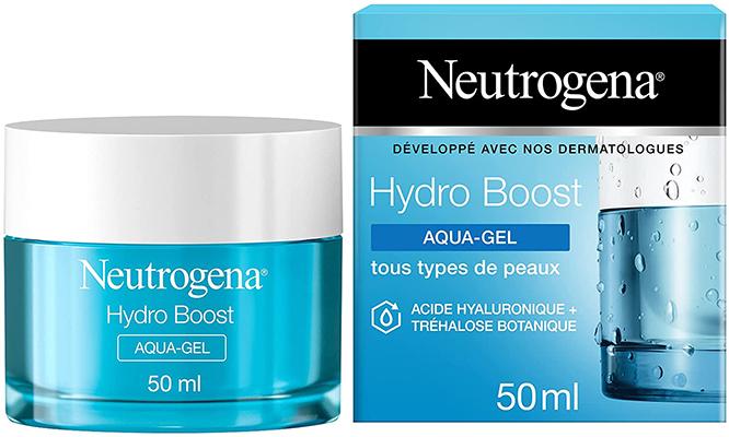 creme hydratante peau grasse Neutrogena