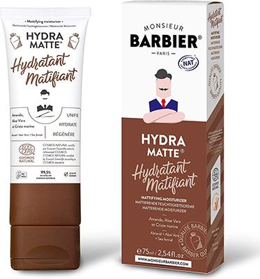 Crème hydratante pour le visage des hommes