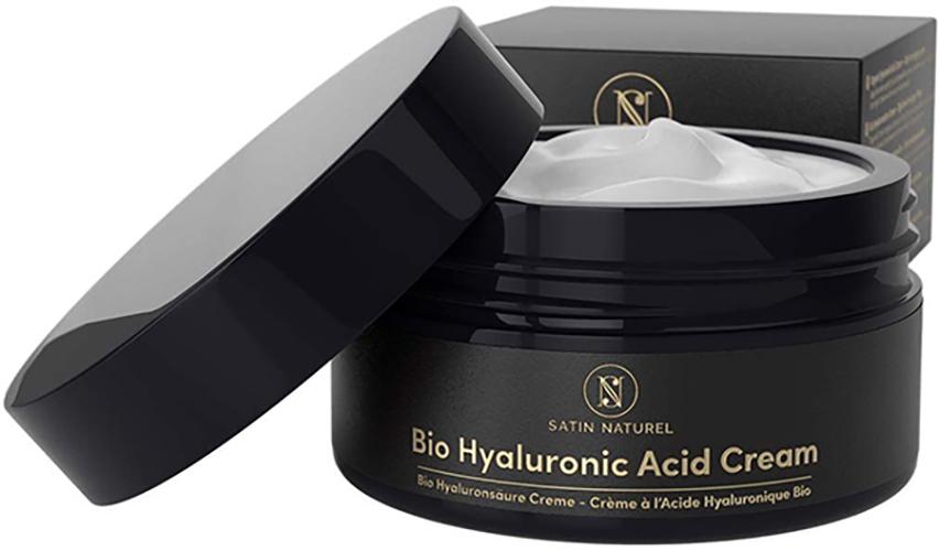 Crème pour le visage à l'aloe vera de chez satin naturel