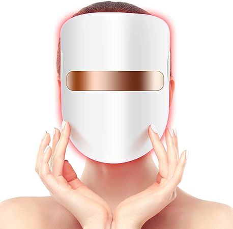 masque led anti acne
