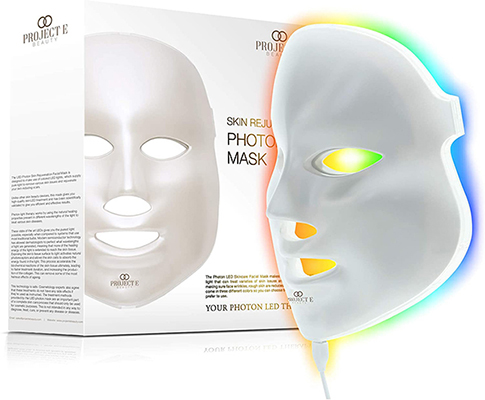 meilleur masque led anti age de project e beauty