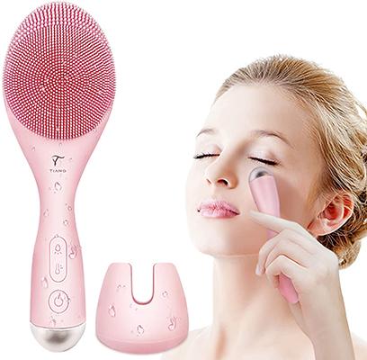 brosse nettoyante visage silicone