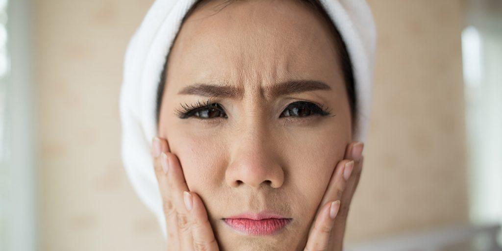 Quelle crème utiliser lorsqu'on à la peau grasse ?