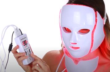 meilleur masque led luminotherapie